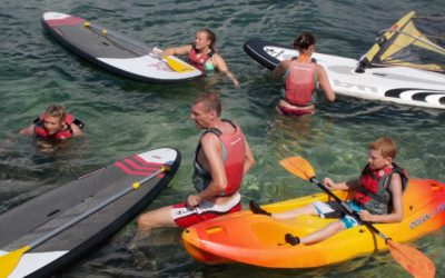 Family water sports 518