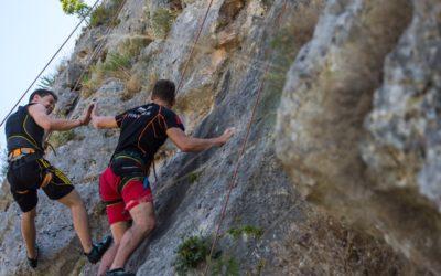 Climbing 165